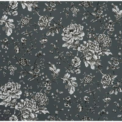 60.75 sq. ft. Reflections Scenic Garden Wallpaper Product Photo