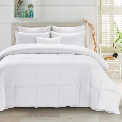 Heavy Weight White Goose Down Comforter