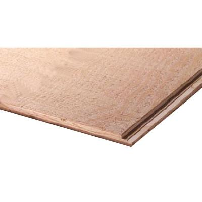 null 7/16 in. x 4 ft. x 8 ft. Cedar No-Groove Textured Plywood Siding