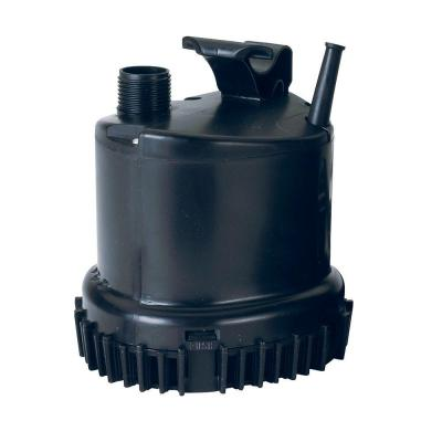 978-GPH Submersible Waterfall/Utility Pump