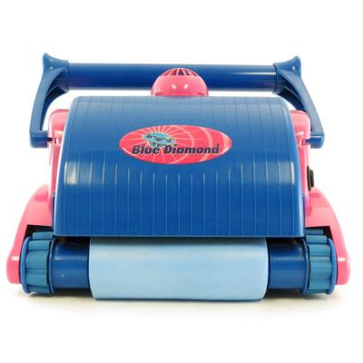 Blue Diamond Robotic Pool Cleaner Product Photo