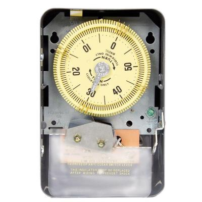 C8800 Series 20-Amp 10-Minute Short Range Mechanical Cycle Time Switch - Gray Product Photo