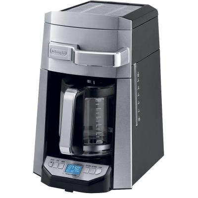 Elite 14-Cup Drip Coffee Maker with Glass Carafe and Complete Frontal Access