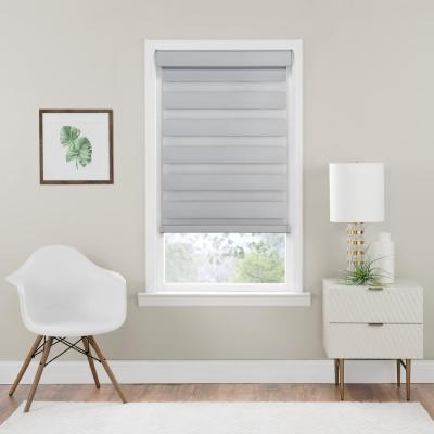 Cordless Room Darkening Double Layered Polyester Roller Shade