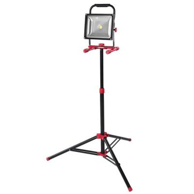5 ft. 3500 Lumens LED Work Light with Tripod Product Photo