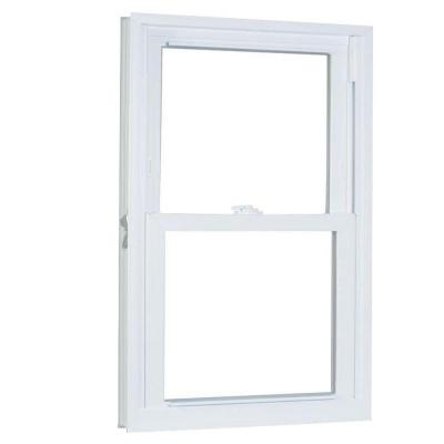 31.75 in. x 65.25 in. 70 Series Double Hung Buck PRO Vinyl Window - White Product Photo