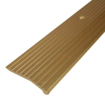 Gold 15/16 in. x 144 in. Carpet Trim