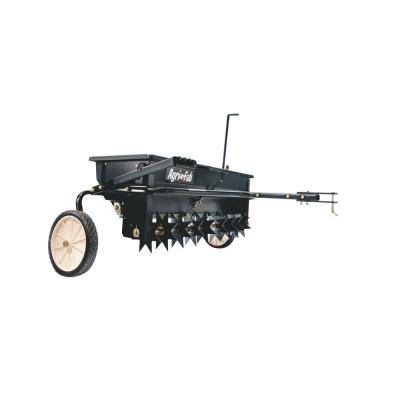100 lb. 32 in. Spiker Seeder Spreader