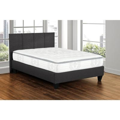 Brinley 12in. Firm Hybrid Pillow Top Mattress