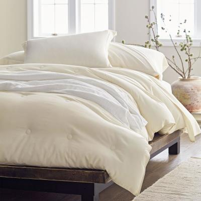 Bamboo Cotton Sateen Comforter