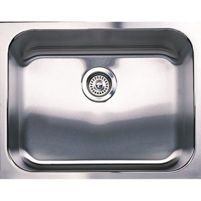 Blanco Spex Plus Undermount Stainless Steel 23 in. Single Basin Kitchen Sink