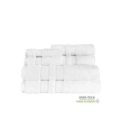 Bel Aire 6 Piece Towel Set