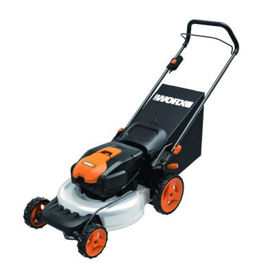 19 in. 36-Volt Lead Acid Cordless Electric Mower Product Photo