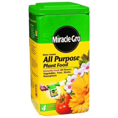 Miracle-Gro 5 lb. Water-Soluble All-Purpose Plant Food