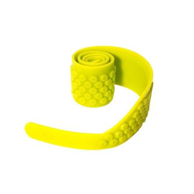 16 in. Grip-Wrap Isolator Metal Detector Comfort Wrap in Yellow