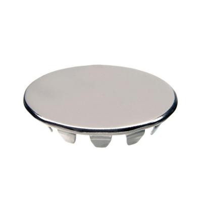 DANCO 1-1/4 in. Sink Hole Cover in Chrome