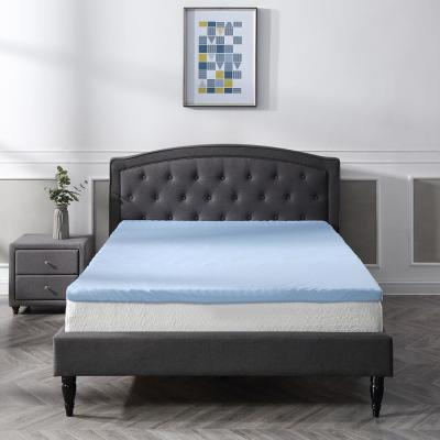 Classic 3 in. Gel Memory Foam Mattress Topper