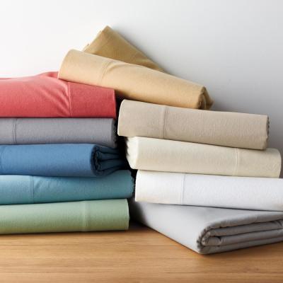 Velvet Flannel Flat Sheet