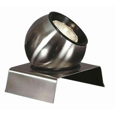 Kenroy Home Spot 5 in. Brushed Steel Spot Light 20506BS