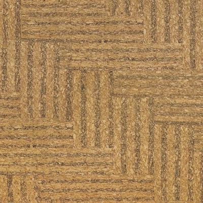 Home Legend Natural Herringbone 1/2 in. Thick x 11-3/4 in. Wide x 35-1/2 in. Length Cork Flooring (23.17 sq.ft./case) HL9312NH