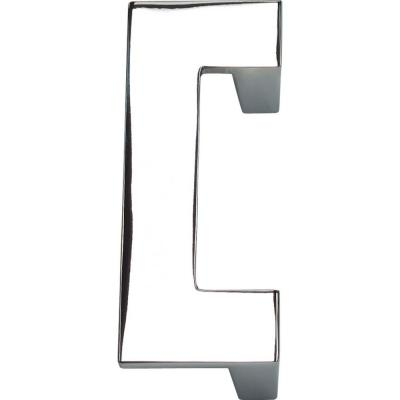U-Turn Collection Polished Chrome 3.1 in. Pull