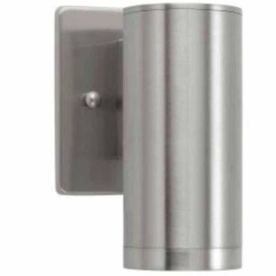 Brushed Nickel Outdoor LED Sconce Product Photo