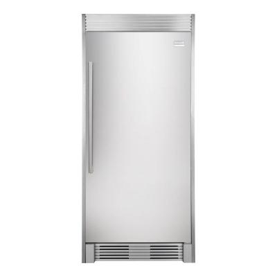 Frigidaire Professional 32 in. W 19 cu. ft. Freezerless Refrigerator in Stainless Steel, Counter Depth