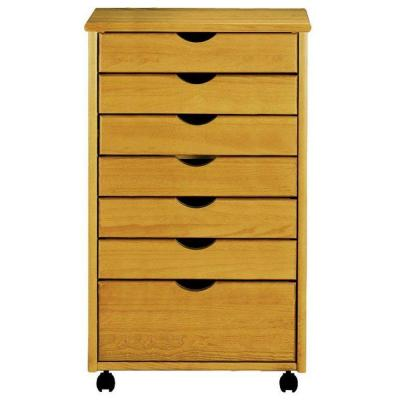 Home Decorators Collection Stanton 20 in. 7-Drawer Cart - DISCONTINUED