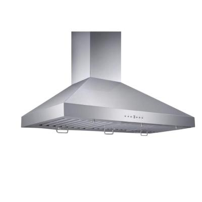 ZLINE 48 in. 760 CFM Wall Mount Range Hood in Stainless