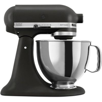 KitchenAid Artisan Series 5 Qt. Stand Mixer in Imperial Black