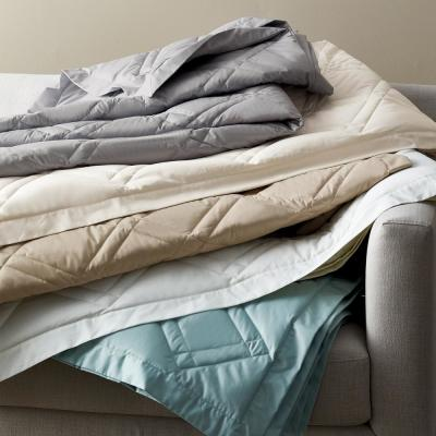 Classic Down Cotton Quilted Blanket