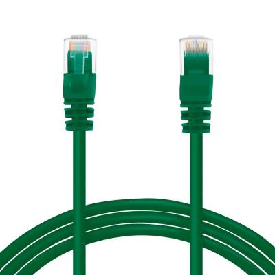 25 ft. Cat6 Ethernet Patch Cable - Green Product Photo