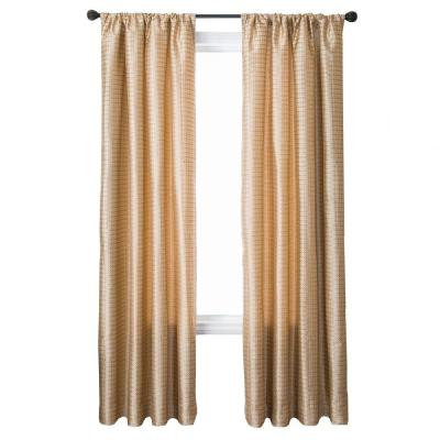 Home Decorators Collection Pebble Cavalli Circle Rod Pocket Curtain - 55 in.W x 84 in. L