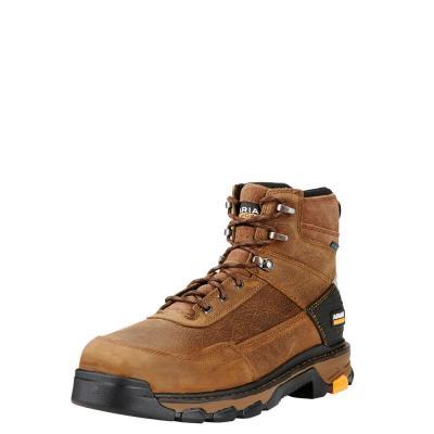 Men's Intrepid Waterproof 6'' Work Boots - Composite Toe