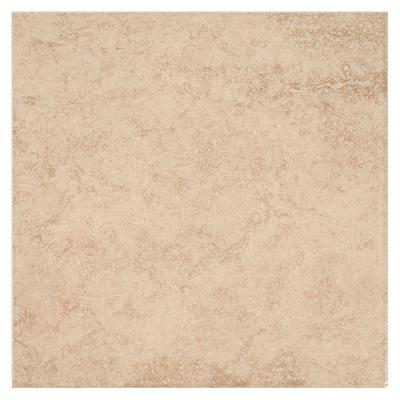 Island Sand 16 in. x 16 in. Beige Ceramic Floor and Wall Tile (15.5 sq. ft. / case) Product Photo
