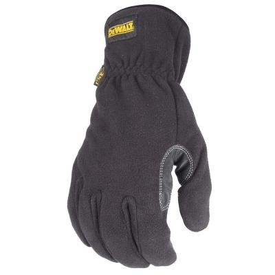 Cold Weather Fleece with Palm Protection Performance Work Glove