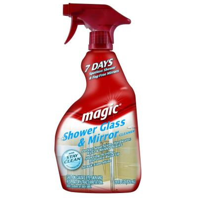 28 oz. Shower Glass and Mirror Trigger Cleaner Product Photo