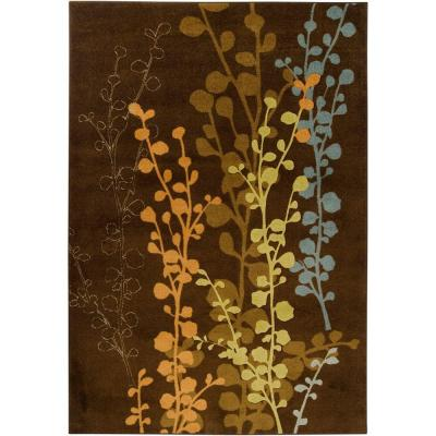 Artistic Weavers Catarina Chocolate 7 ft. 10 in. x 10 ft. 1 in. Area Rug-DISCONTINUED