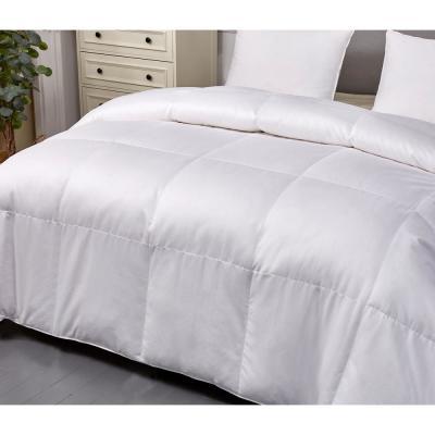 European Extra Warmth White Down Comforter