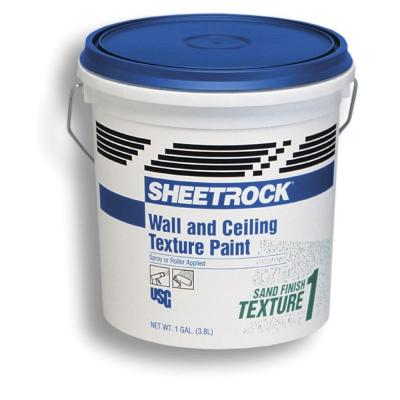SHEETROCK Brand 128 oz. Wall and Ceiling Texture Paint