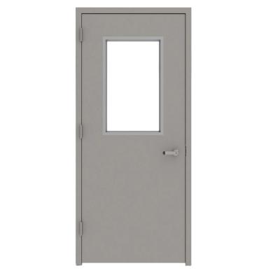 steel prehung commercial door with welded frame uwhg3684r the home