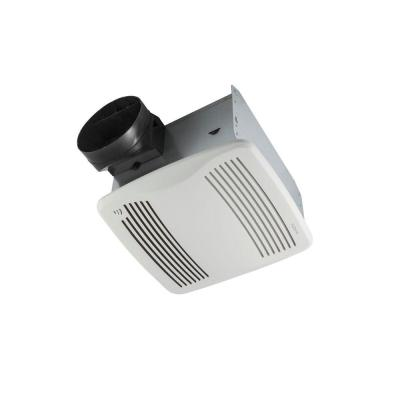 QTXEN Series Very Quiet 110 CFM Ceiling Humidity Sensing Exhaust Bath Fan, ENERGY STAR Qualified Product Photo