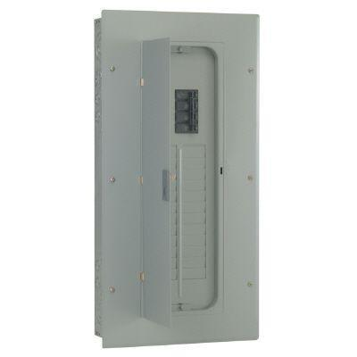 PowerMark Gold 150 Amp 24-Space 42-Circuit Indoor Main Breaker Circuit Breaker Panel Product Photo