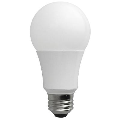 TCP 40W Equivalent Soft White (2700K) A19 Dimmable LED Light Bulb