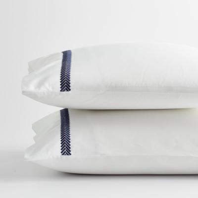 Hewett Legends® Hotel Egyptian Cotton Sateen Pillowcase (Set of 2)
