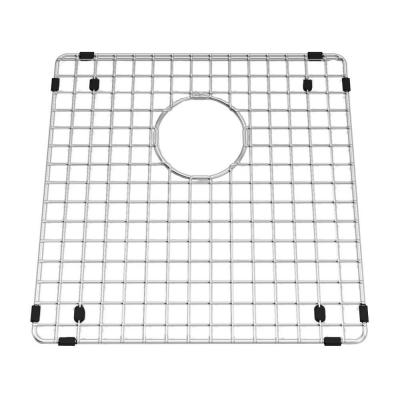 American Standard Prevoir 15 in. Square Kitchen Sink Grid in Stainless Steel