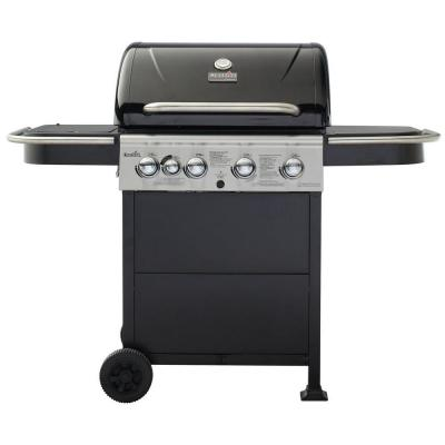 char broil 4 burner propane gas grill 463211513 the home