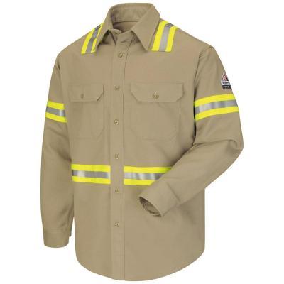 ECEL FR ComforTouch Men's Enhanced Visibility Long Sleeve