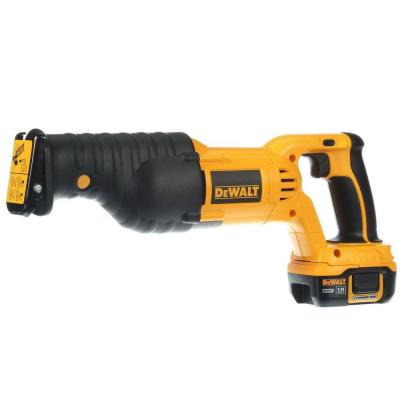 DEWALT 18-Volt XRP Lithium-Ion Cordless Reciprocating Saw Kit with Battery 2Ah, Charger and Case