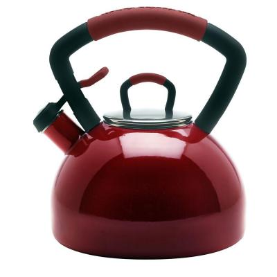 KitchenAid 9-Cup Tea Kettle in Red-DISCONTINUED